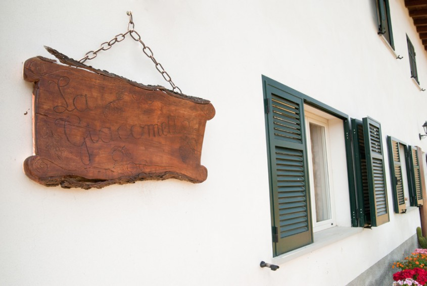 AGRITURISMO CASCINA GIACOMETTA – Novi Ligure (Al)